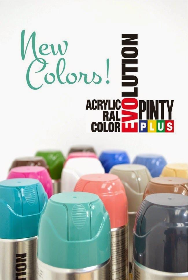 Nuevos colores 2015!