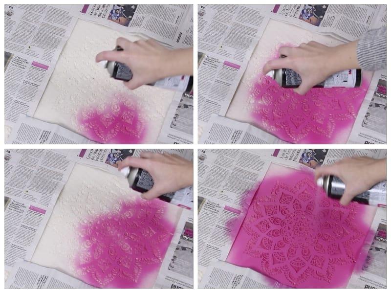 Restyler votre tapis!