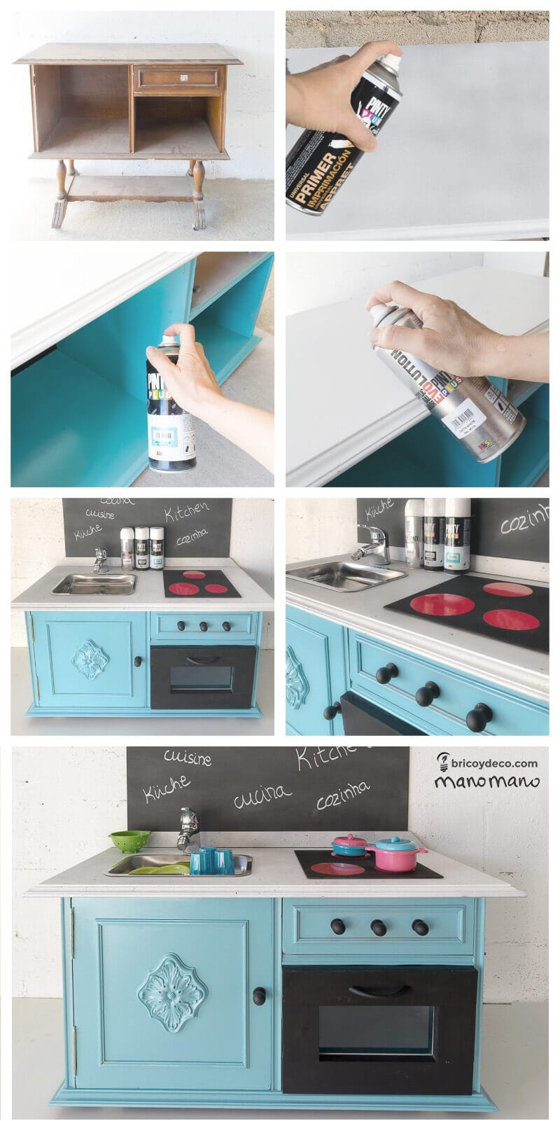 Ideas Creativas Shakingcolors # Muebles Saphire