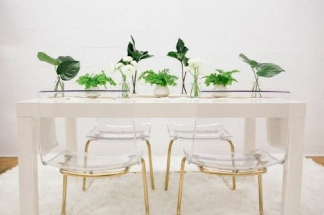 10 Ideas Para Pintar Objetos De Ikea Con Spray Oro