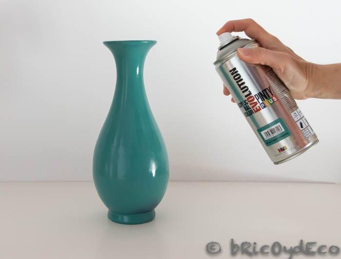 C mo pintar porcelana con pintura en spray shakingcolors - Pintar con acrilicos paso a paso ...
