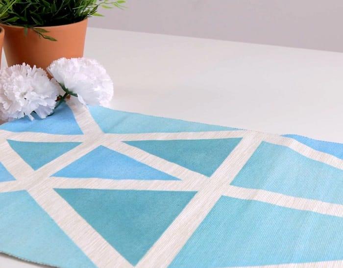 pintar alfombra