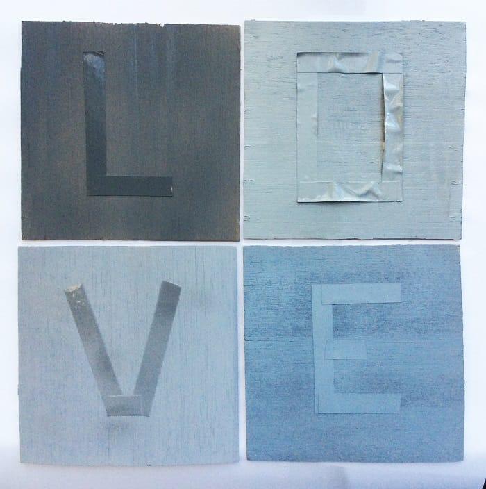 pintar letras con spray 2