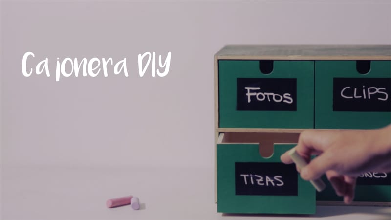 Cajonera DIY Ikea 11