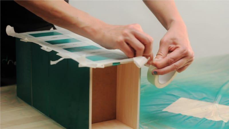 Cajonera DIY Ikea 7