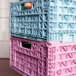 pintar cajas de plastico 4