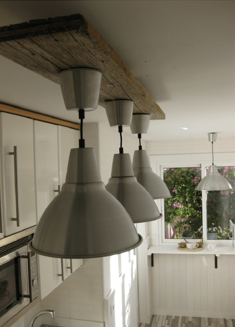 pintar lampara con spray 6