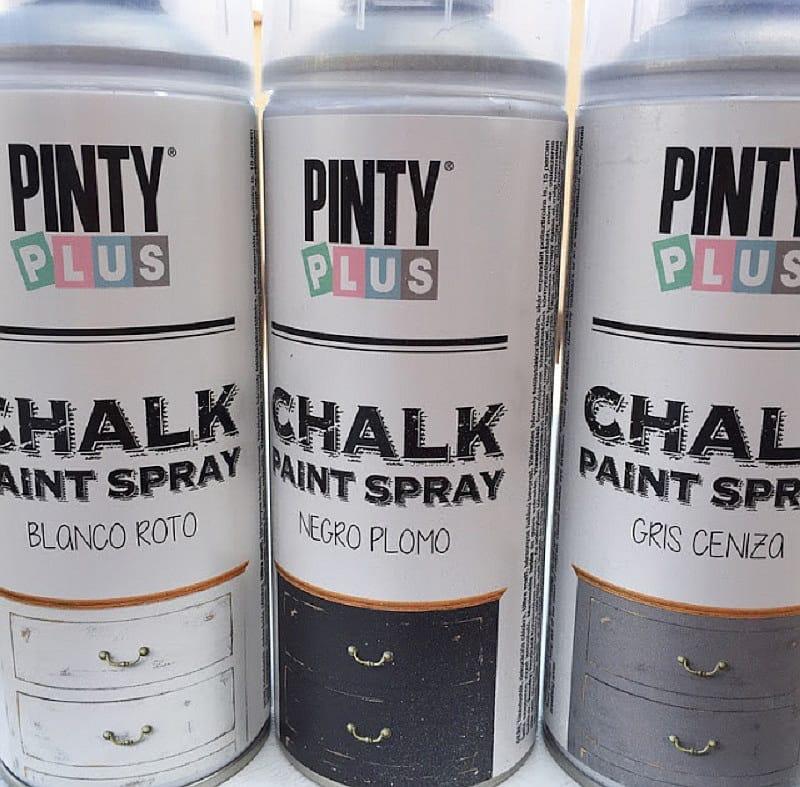 Efecto cemento con pintura en spray shakingcolors - Aerosol efecto piedra ...