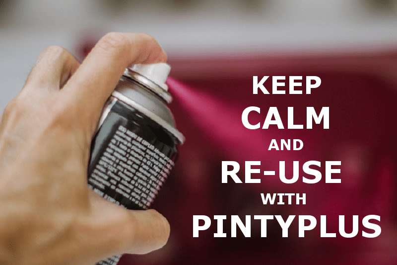 Keep calm and reuse pintyplus