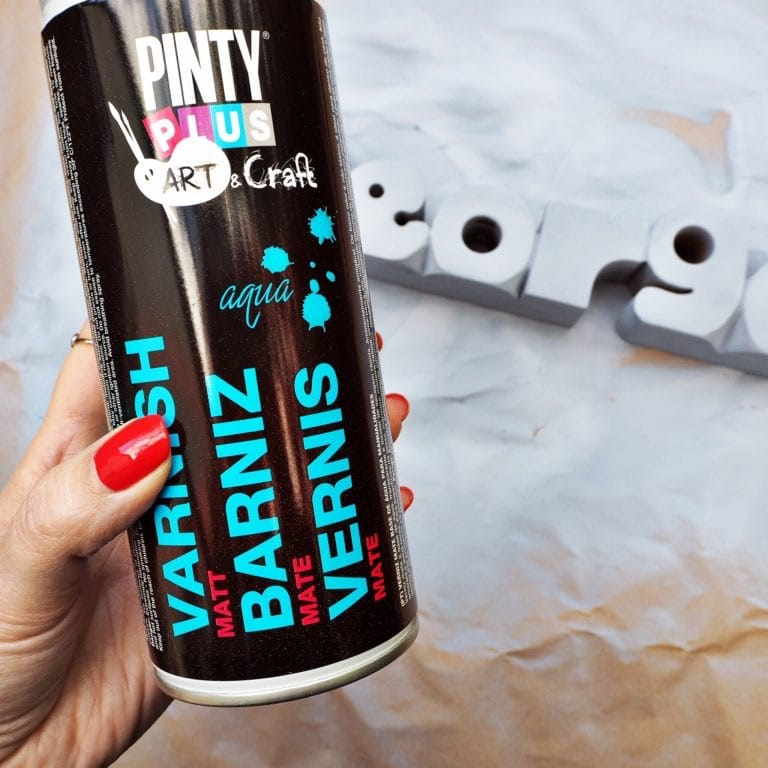 Barniz spray madera para chalk paint Pintyplus 4