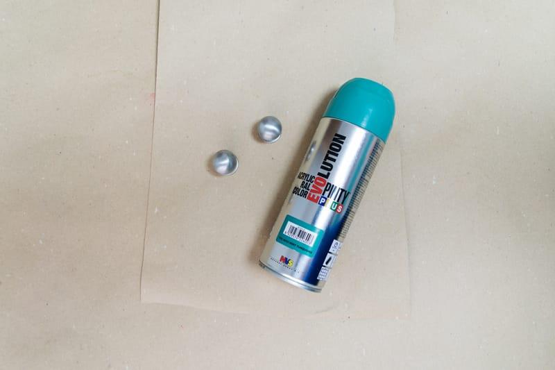 Renovar pomos con pintura en spray pintyplus shakingcolors - Pintura con spray ...