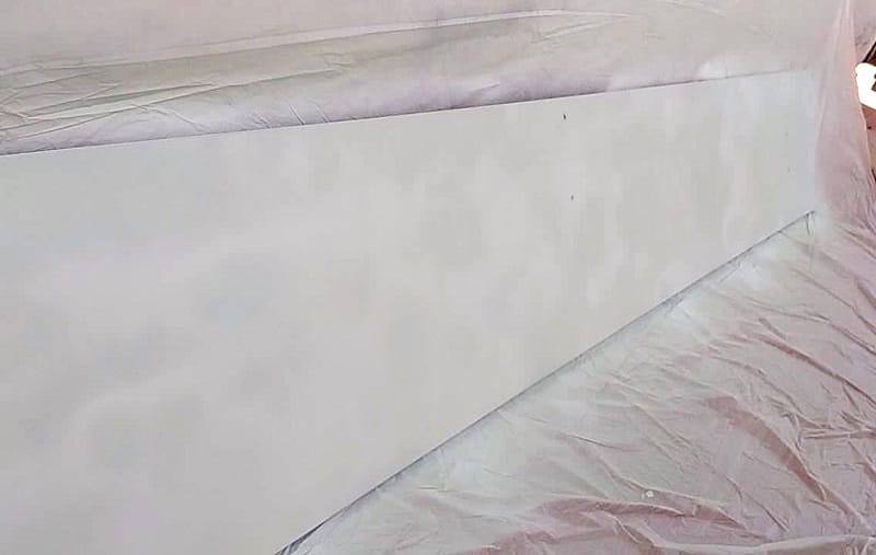 Evitar manchas al pintar con chalk paint