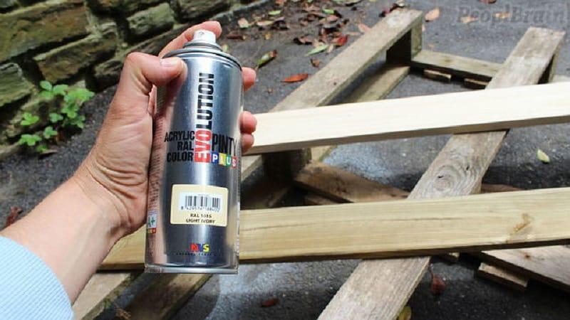 Organizador de herramientas DIY con Pintyplus 1
