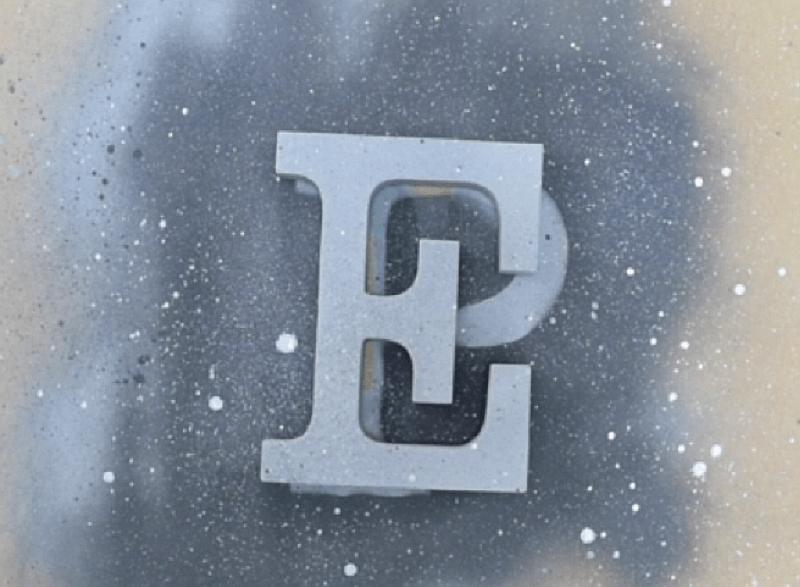 Efecto granito con pintura en spray Pintyplus 1