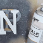 3 efectos granito con chalk paint Pintyplus