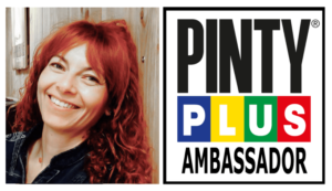 Mari Luz Santander embajadora & blogger Pintyplus