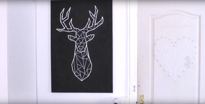 ciervo-en-fondo-negro-con-pintura-en-spray-pintyplus-2