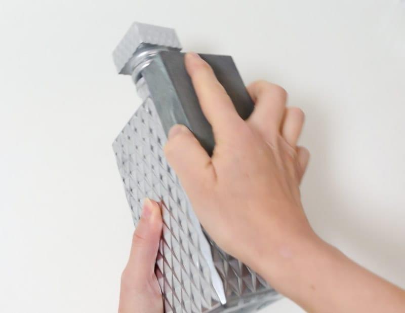 decorar-vidrio-metal-paso3-lijar
