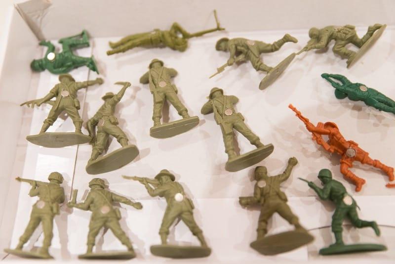 diy soldados de juguete