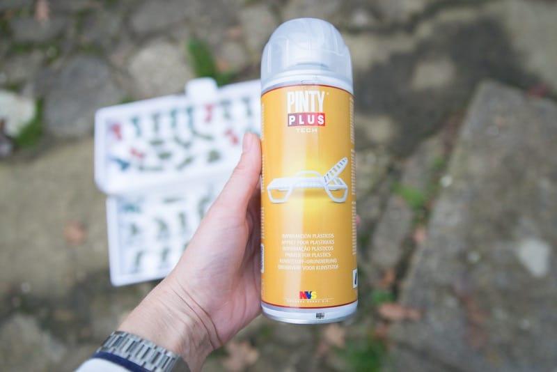 imprimacion plastico spray pintyplus