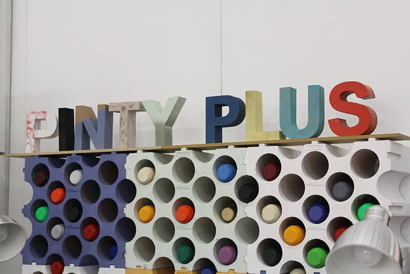 Pintyplus in Creative World 2017