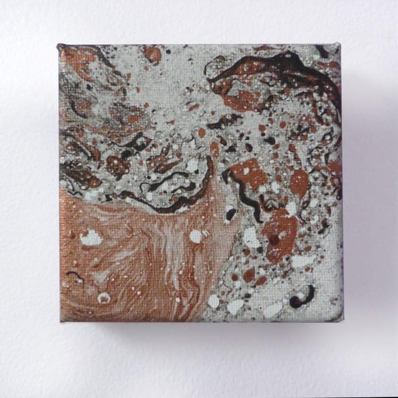 Regalos lowcost lienzos diy efecto m rmol en 5 minutos for Pintura color marmol