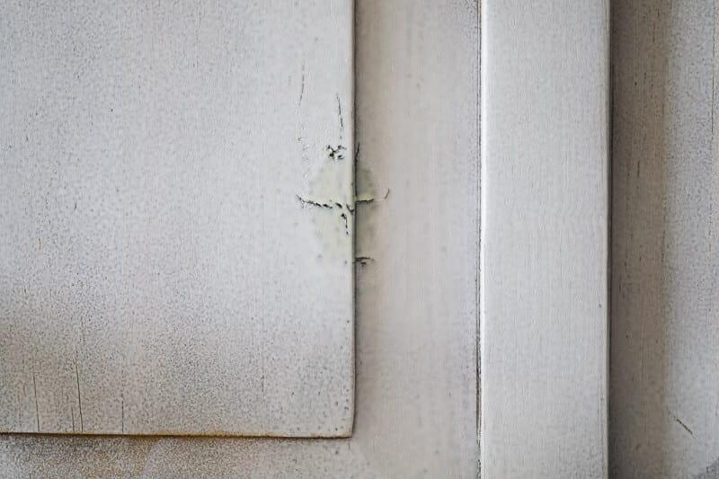 Pintar de blanco un mueble de madera beautiful with - Pintar armario de madera ...