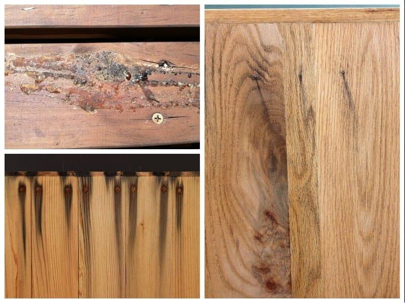 taninos de la madera