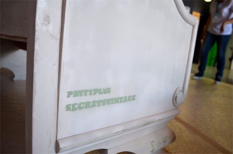 Transforma un cabecero en un banco vintage shakingcolors - Lucio barcelona decoracion ...