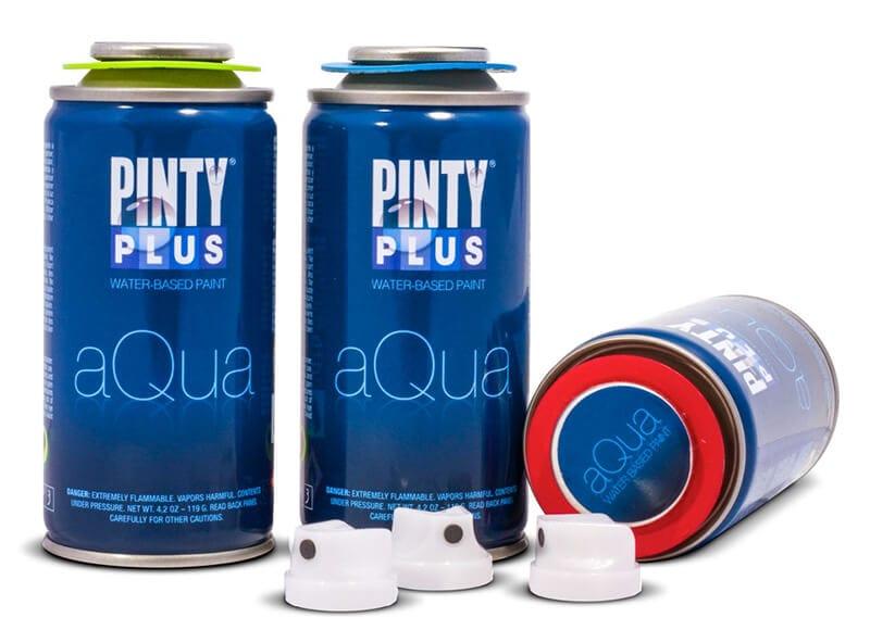 nueva gama Pintyplus Aqua