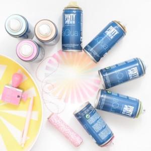 ventajas de la pintura en spray para scrap