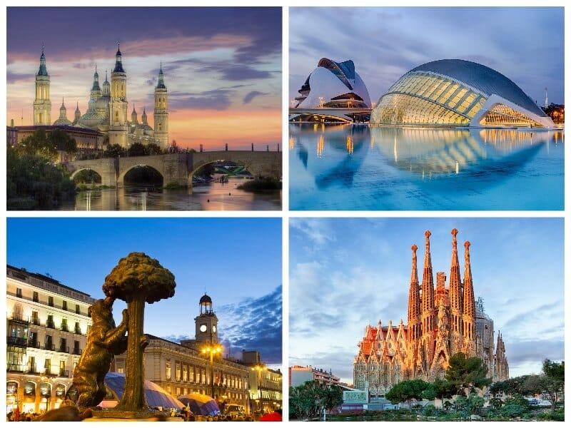 obra social Pintyplus en Zaragoza, Valencia, Madrid y Barcelona