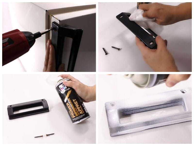 aplicar imprimación en spray