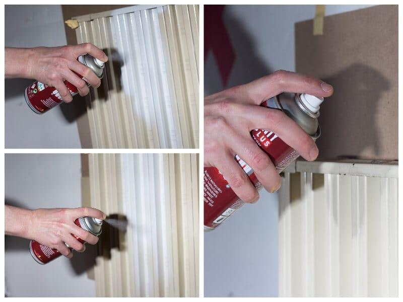 radiátor festék