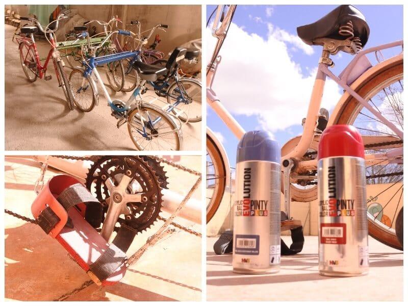 pintyplushelps proyecto Bicis para Todos