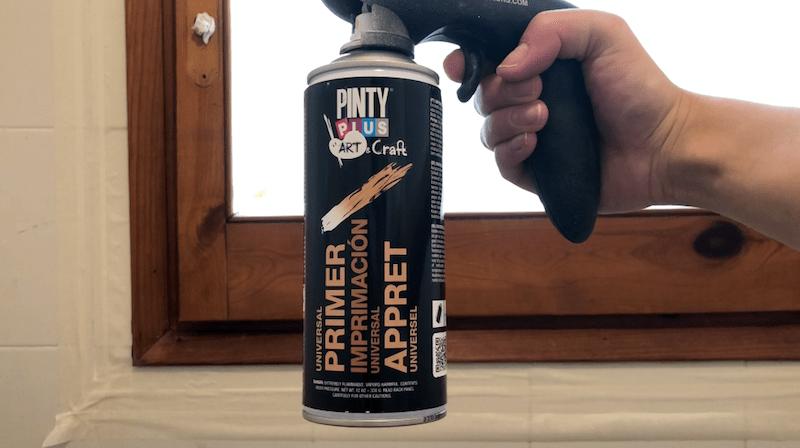 Poner Imprimación Universal Pintyplus