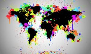 significado de los colores en spray en el mundo