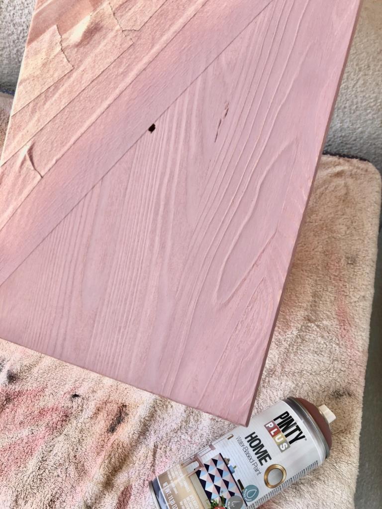 Peindre une commode en pin facilement
