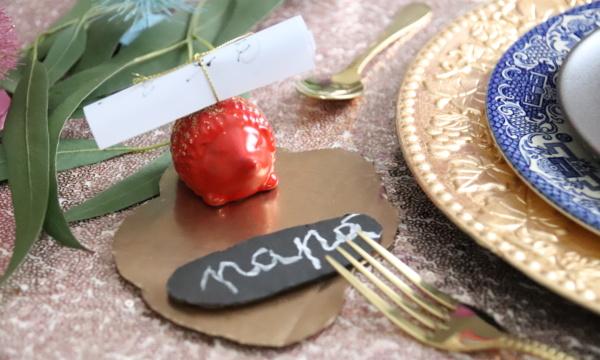 adornos mesa navidad pintyplus originales pintura spray