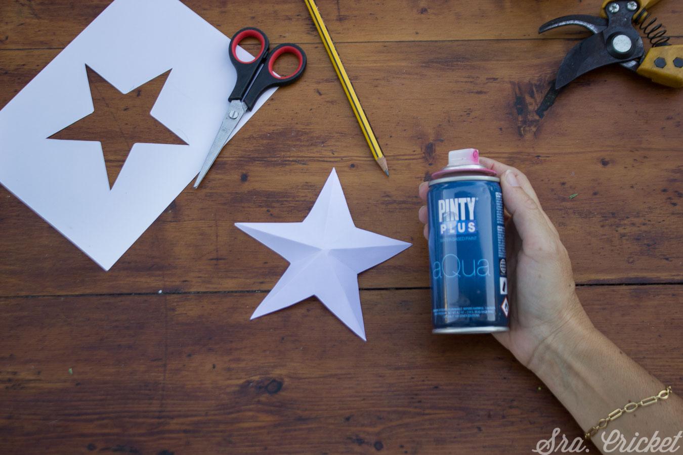 Coupez votre étoile