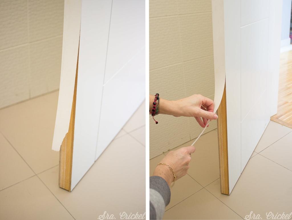 reparar cantos puertas pintura en spray pintyplus