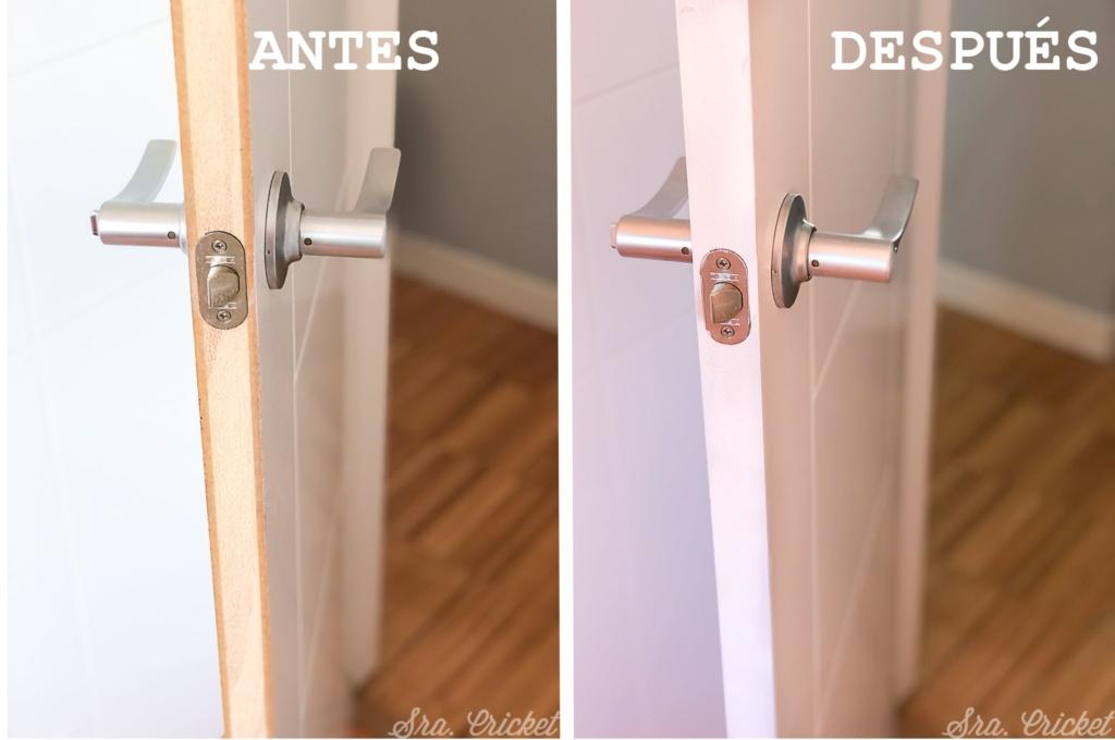 pintar cantos puertas con aerosol pintyplus