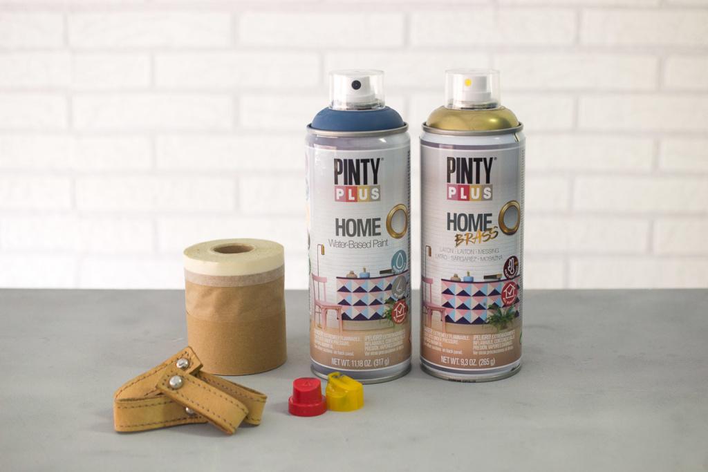 pintyplus home para pintar muebles de tonos marrones y otonales