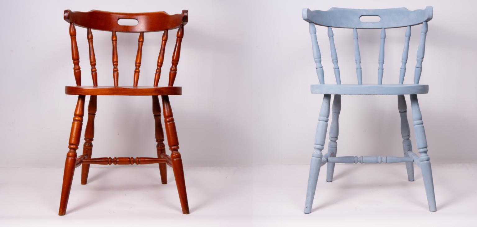 chaise avant/après