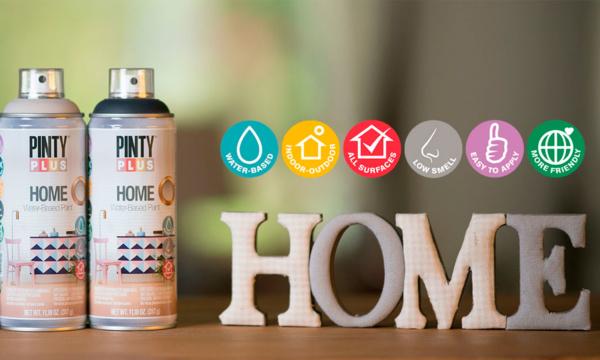 Botes pintura Home